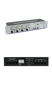 AudioPressBox-400 R, Audio Broadcasting