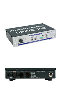 AudioPressBox-D100, Audio Broadcasting
