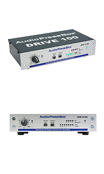 AudioPressBox-D100, Amp Mics