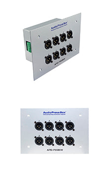 AudioPressBox-P008 IW-EX, Audiosplitter