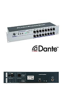 AudioPressBox - D116 R-D, Sound Splitter
