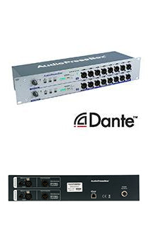 AudioPressBox - D216 R-D, Sound Splitter