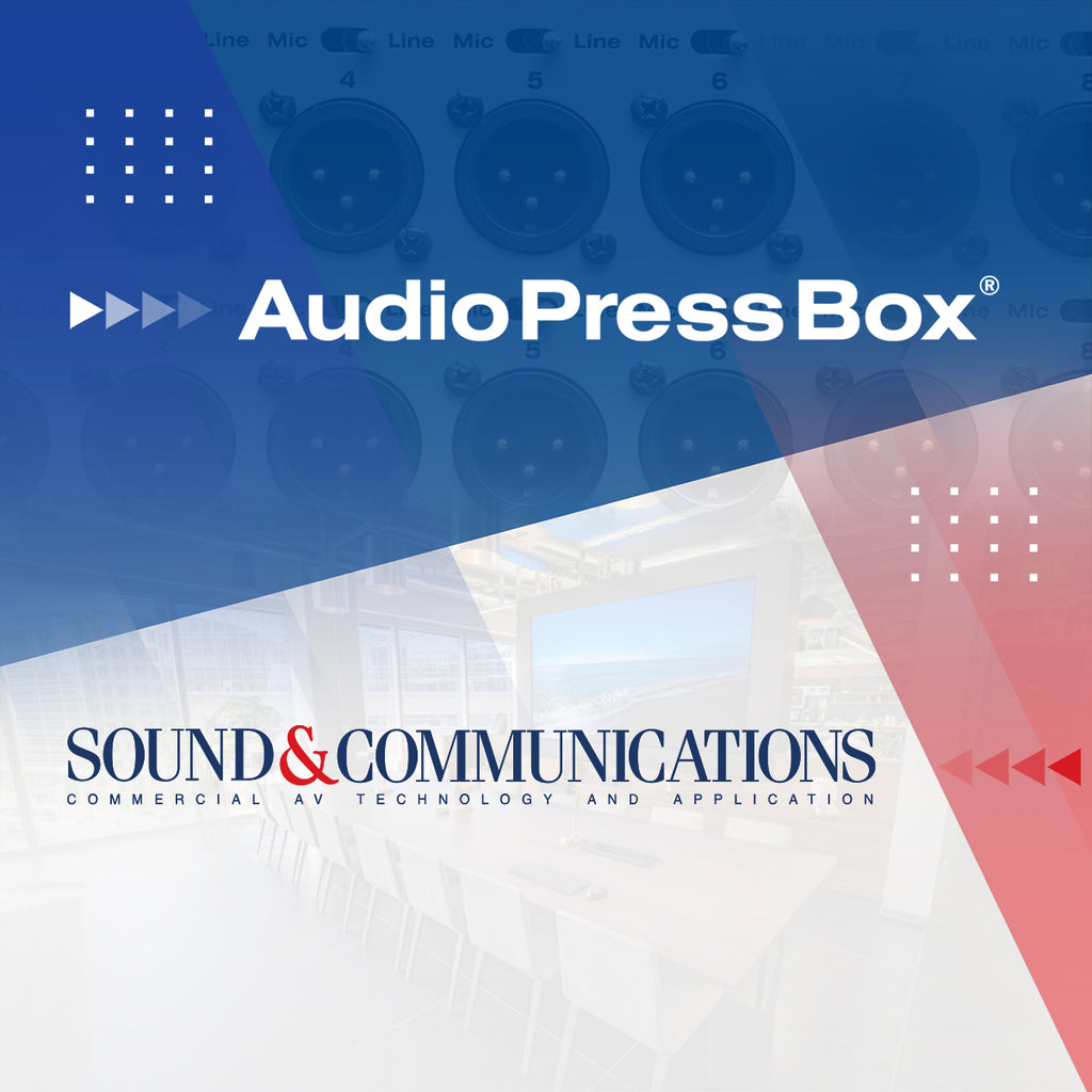 AudioPressBox in Sound and Communications
