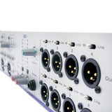 Audio Verteilverstärker APB-208 R, Active, Fixed installation, Audio Splitter, 2 Line/MIC inputs, 8 Line/MIC outputs