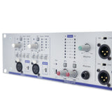 Press splitter APB-208 R-RPS, Active, Fixed installation, Audio Splitter, 2 Line/MIC inputs, 8 Line/MIC outputs