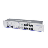 Mult Box APB-208 R-RPS, Active, Fixed installation, Audio Splitter, 2 Line/MIC inputs, 8 Line/MIC outputs