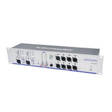 Pressesplitter APB-208 R, Active, Fixed installation, Audio Splitter, 2 Line/MIC inputs, 8 Line/MIC outputs