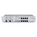 Press Box APB-208 R-RPS, Active, Fixed installation, Audio Splitter, 2 Line/MIC inputs, 8 Line/MIC outputs