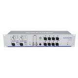 Press Box APB-208 R, Active, Fixed installation, Audio Splitter, 2 Line/MIC inputs, 8 Line/MIC outputs