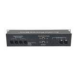 Amplificateur De Distribution APB-208 R-RPS, Active, Fixed installation, Audio Splitter, 2 Line/MIC inputs, 8 Line/MIC outputs