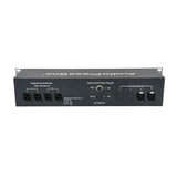 Splitter Audio Actif APB-208 R, Active, Fixed installation, Audio Splitter, 2 Line/MIC inputs, 8 Line/MIC outputs