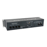 AudioPressBox APB-208 R, Active, Fixed installation, Audio Splitter, 2 Line/MIC inputs, 8 Line/MIC outputs