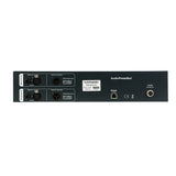 Amplificateur De Distribution APB-D216 R-D, Active, Fixed installation, Audio Splitter, 2 Line/Dante inputs, 16 Line/MIC outputs