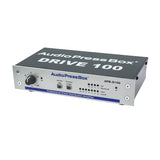 Amplificateur De Distribution APB-D100, Active, Portable, Audio Splitter, 1 Line input, 2 Line/MIC outputs