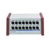 Mult Box APB-116 P, Active, Portable, Audio Splitter, 1 Line/MIC input, 16 Line/MIC outputs