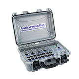 Mult Box APB-416 C, Active, Portable, Audio Splitter, 4 Line/MIC inputs, 16 Line/MIC outputs