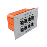 Amplificateur De Distribution APB-008 IW-EX, Passive, Fixed installation, Expander, 8 Line/MIC outputs