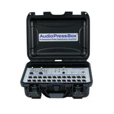 Press Box APB-224 C, Active, Portable, Audio Splitter, 2 Line/MIC inputs, 24 Line/MIC outputs