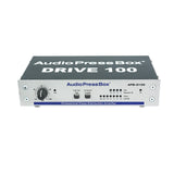 Press Box APB-D100, Active, Portable, Audio Splitter, 1 Line input, 2 Line/MIC outputs