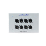 Press Box APB-P008 OW-EX, Passive, Fixed installation, Expander, 1 Line input, 8 MIC outputs