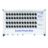 Amplificateur De Distribution APB-448 SB, Active, Portable, Audio Splitter, 4 Line/MIC inputs, 48 Line/MIC outputs
