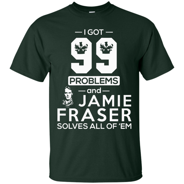 Jamie Fraser - Outlander Limited Edition