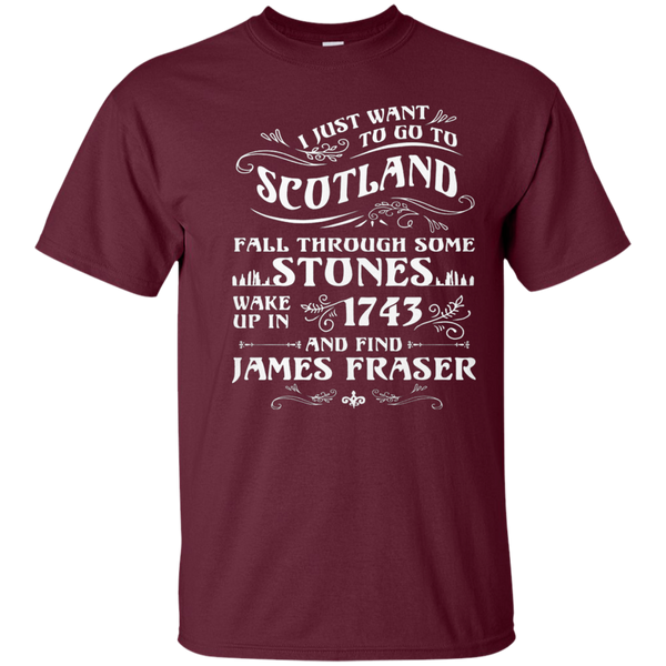 Take me to Scotland - Outlander fans