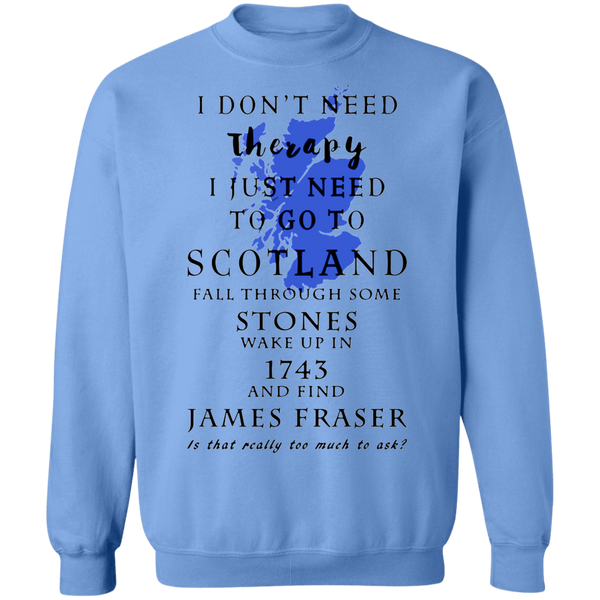 Outlander - I Just Need To Go To Scotland