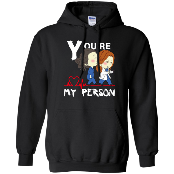 You're my person - Grey's Anatomy