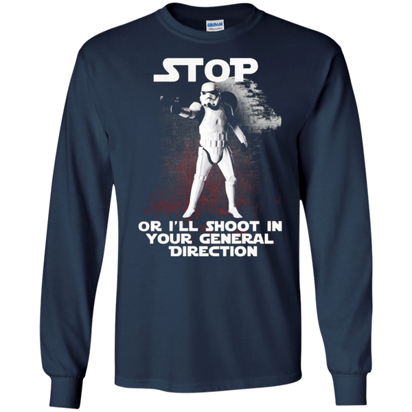 Star wars - I'll shoot in your general direction