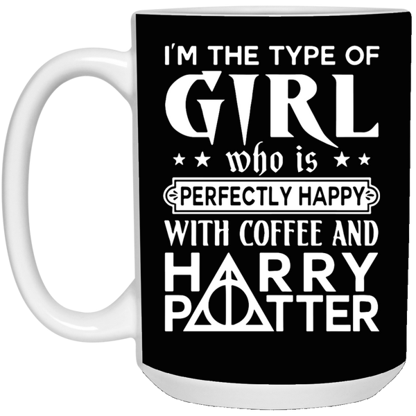 Coffe and HP mug