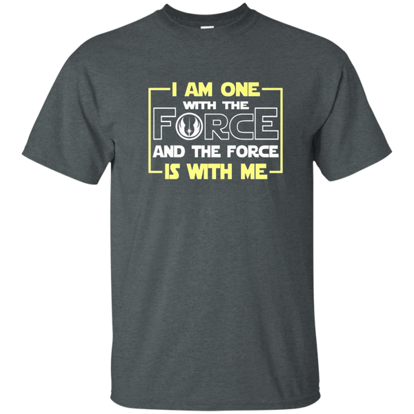 I AM ONE WITH THE FORCE - Star wars