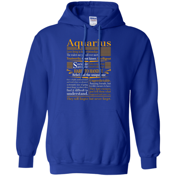 Aquarius - Zodiac Clothing