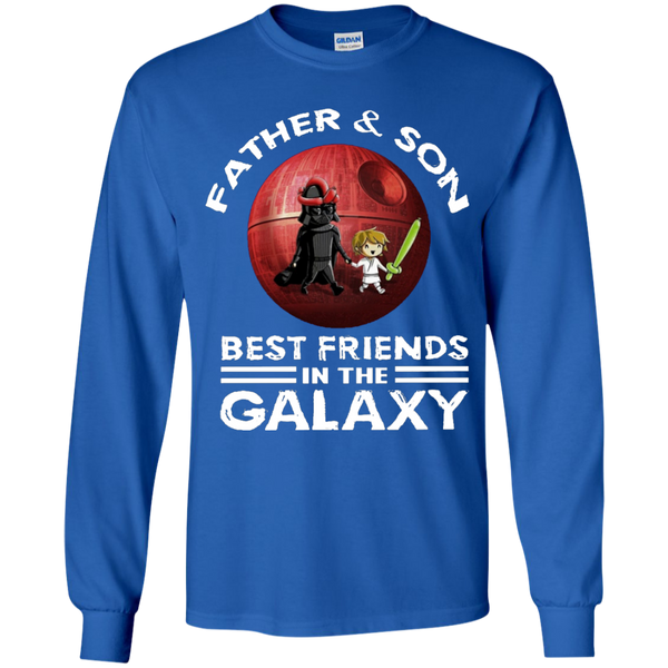 Small Size - Father and Son - Star wars