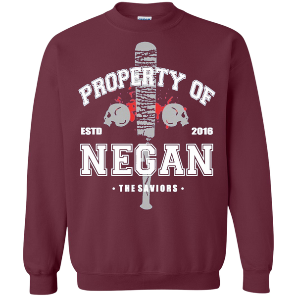 Property of NEGAN - TWD Lovers