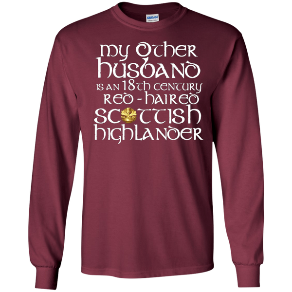 My other husband is red haired - Outlander lovers
