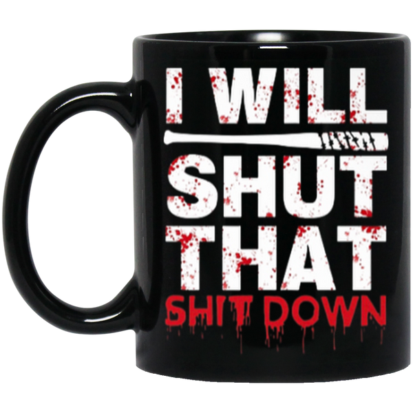 I will shut that sh*t down - TWD lovers