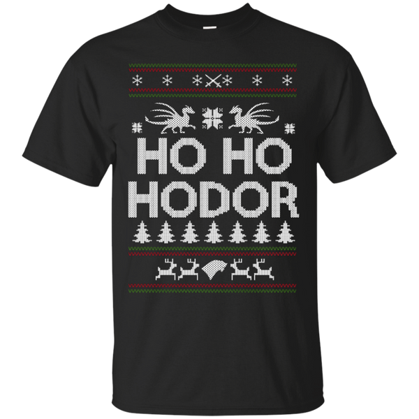 HO HO HODOR - GOT fans Clothing