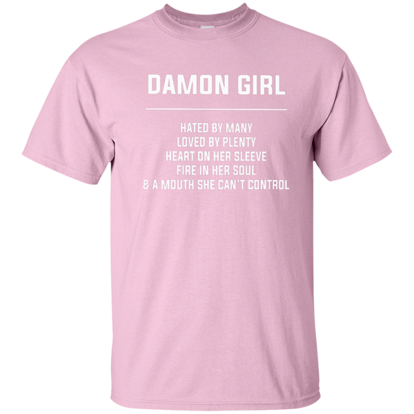 Damon Girl - The vampire diaries lovers