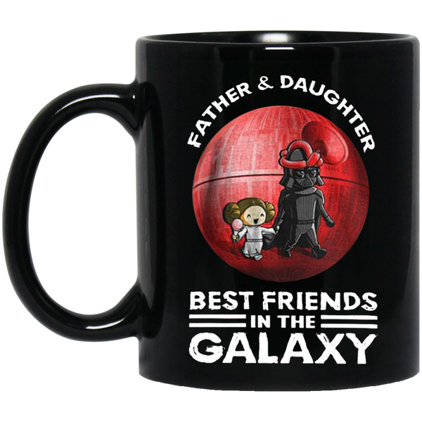 MUG - Father & Daughter - Star Wars