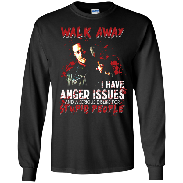 Walk away - TWD fans