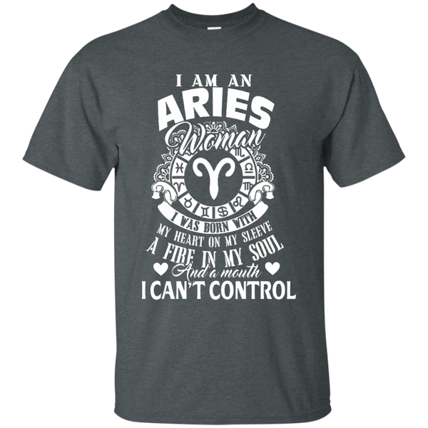 Aries woman - Zodiac clothing