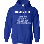 Damon Girl   The vampire diaries lovers