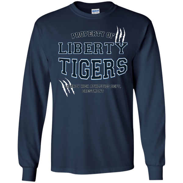 Property of Liberty Tigers - 13 Reasons Why