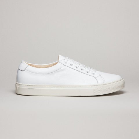 COURT LEATHER WHITE