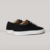 COURT CANVAS BLACK