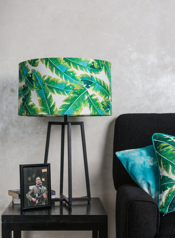 Tropical Leaves Lampshades