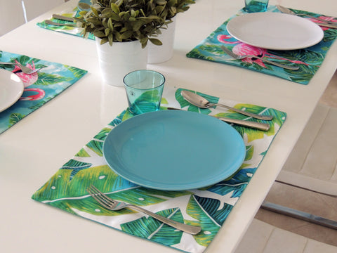 Tropical Vibes Placemats