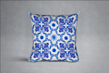 Blue Grotto Cushion