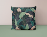 Enchanted Leaves Cushion